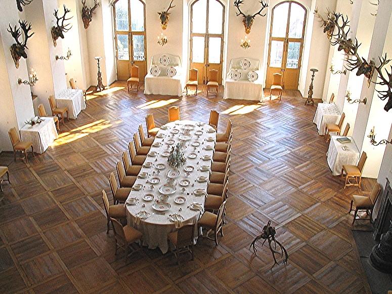 Schloss Moritzburg Sachsen