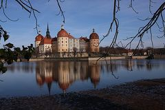Schloss Moritzburg / Sachsen