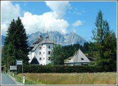 Schloss Münichau in Reith bei Kitzbühel