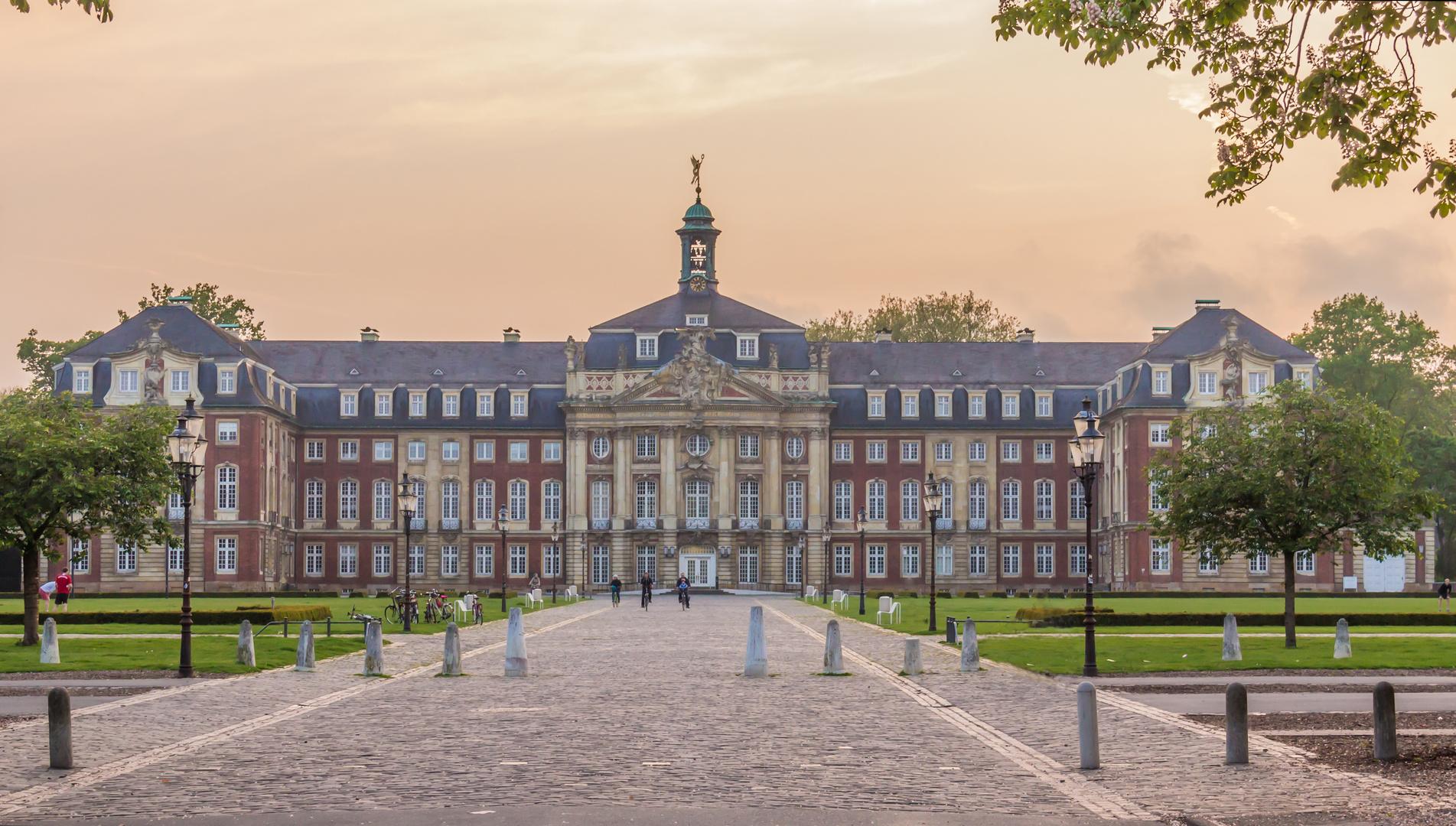 Schloss Münster #5788