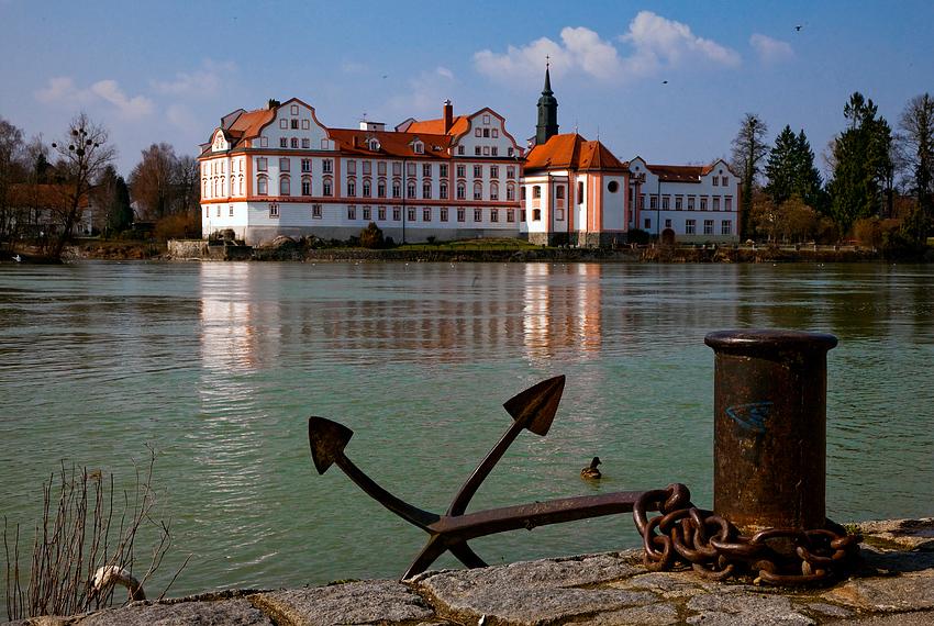 Schloss Neuhaus am Inn (Bayern)