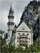 Schloss Neuschwanstein.....