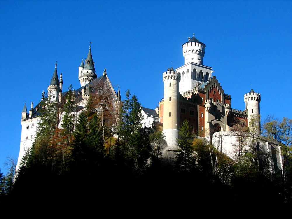 Schloss - Neuschwanstein