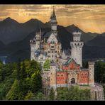 Schloss Neuschwanstein III