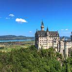 Schloß Neuschwanstein // Neuschwanstein Castle