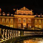 Schloss Nordkirchen bei Nacht