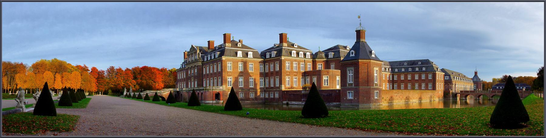 Schloss Nordkirchen im Oktober