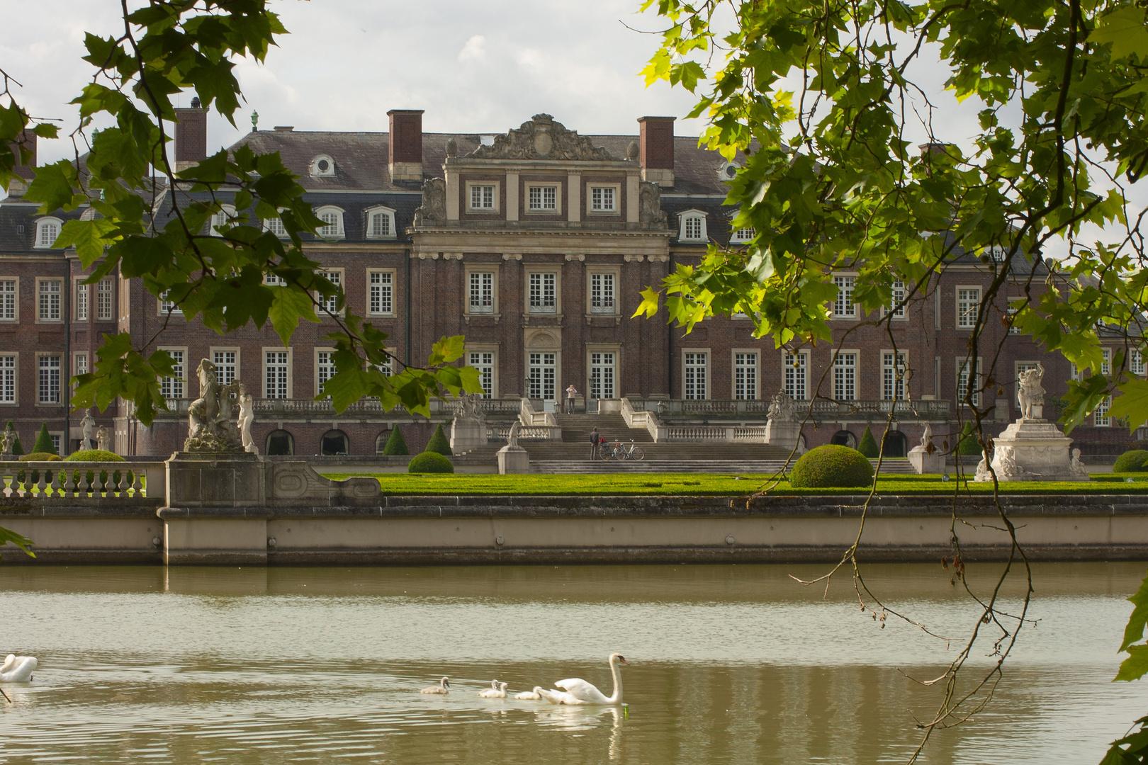 Schloss Nordkirchen oder das 'Westfälische Versailles'