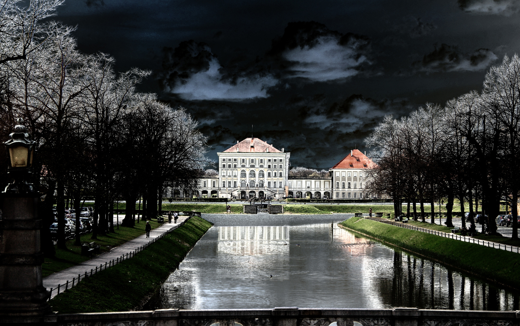 Schloss Nymphenburg mal anders