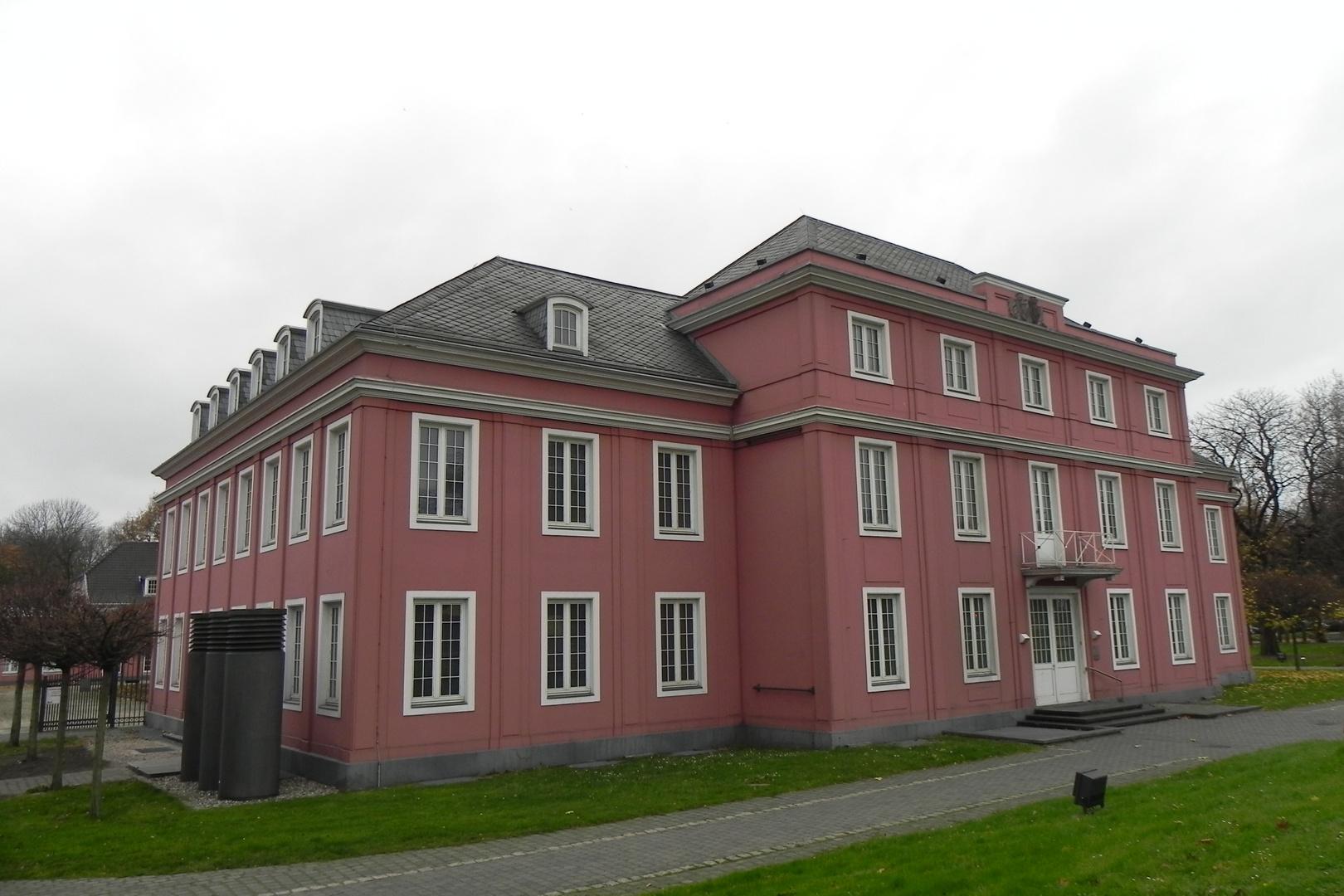 Schloss Oberhausen - November 2011