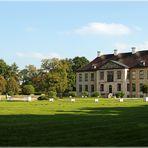 Schloss Oranienbaum (Parkseite)