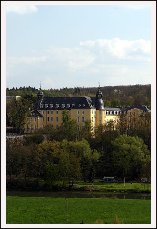 Schloss Oranienstein..