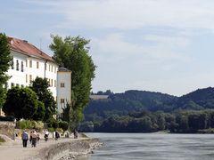 Schloss Ort an der Innpromenade 2