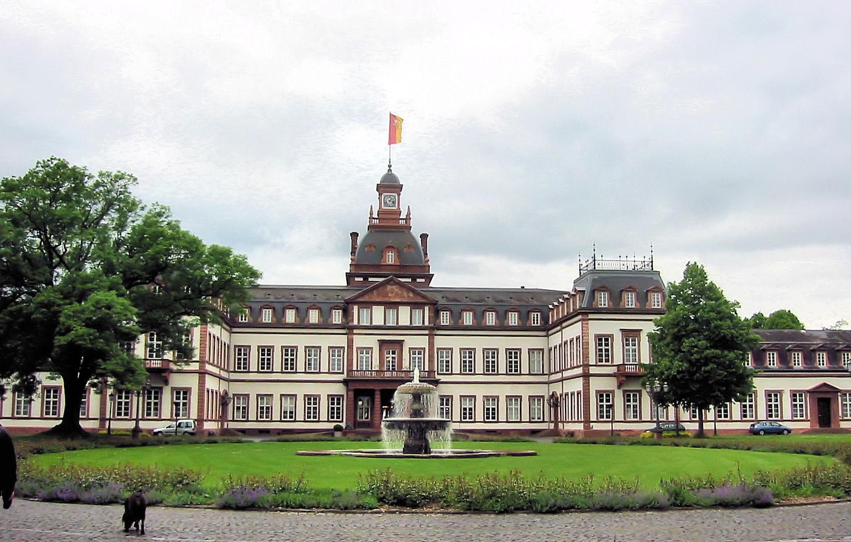 Schloß Pfilippsruh in Hanau
