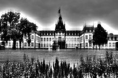 Schloss Philippsruh # HDR2 Kopie 10sw