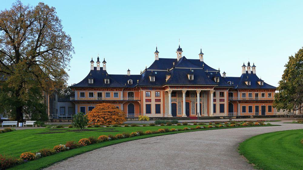 Schloss Pillnitz  Dresden Bild 3