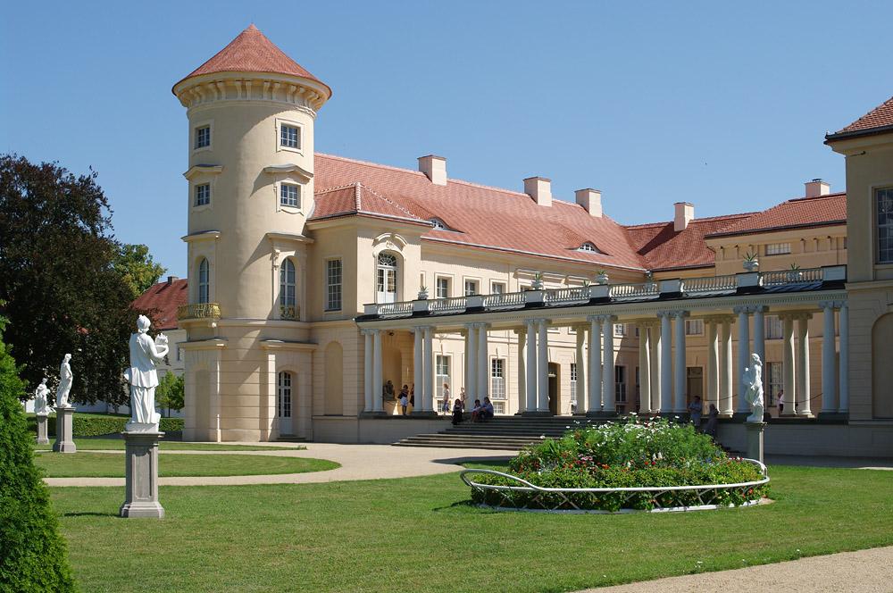 Schloss Rheinsberg...