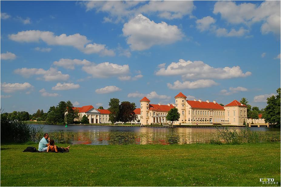 Schloss Rheinsberg....