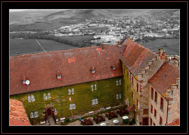 """Schloss """"Saaleck"""""""