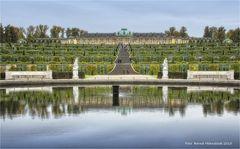 Schloss Sanssouci .....