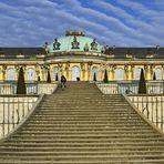 Schloss Sanssouci Potsdam Berlin