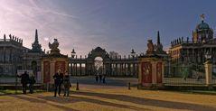 Schloss Sanssouci Potsdam - Neue Palais -