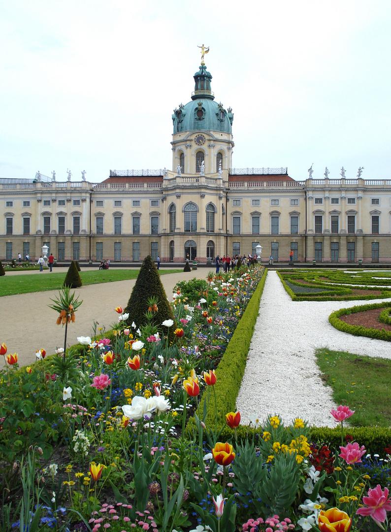 Schloss Scharlotenburg, Berlin