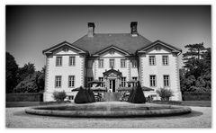 Schloss Schieder s/w