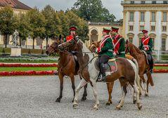 Schloss Schleißheim 02.09.2018Historische Reiter- und Kutschengala