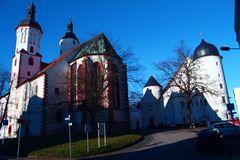 Schloss & Schlosskirche