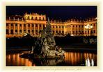 Schloss Schönbrunn im Advent