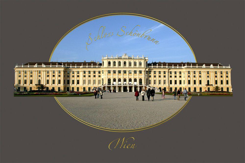 Schloss Schönbrunn Variante 1
