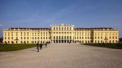 Schloß Schönbrunn Wien