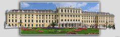 Schloss Schönbrunn Wien in der Out of Bounds-Technik...#1.561##