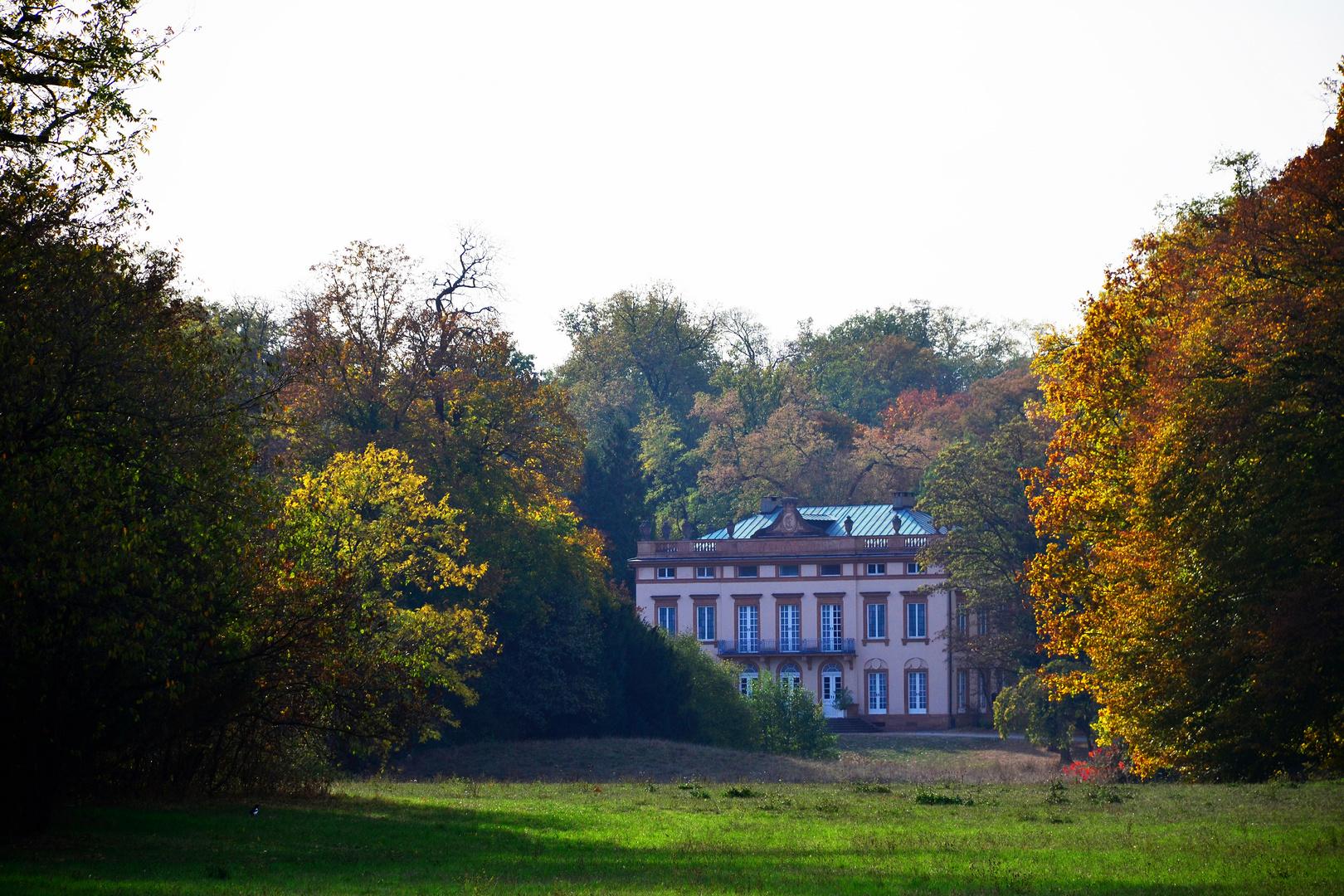 Schloss Schönbusch # 0129
