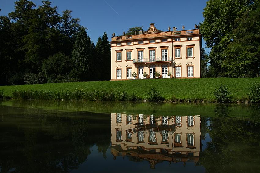 Schloss Schönbusch...