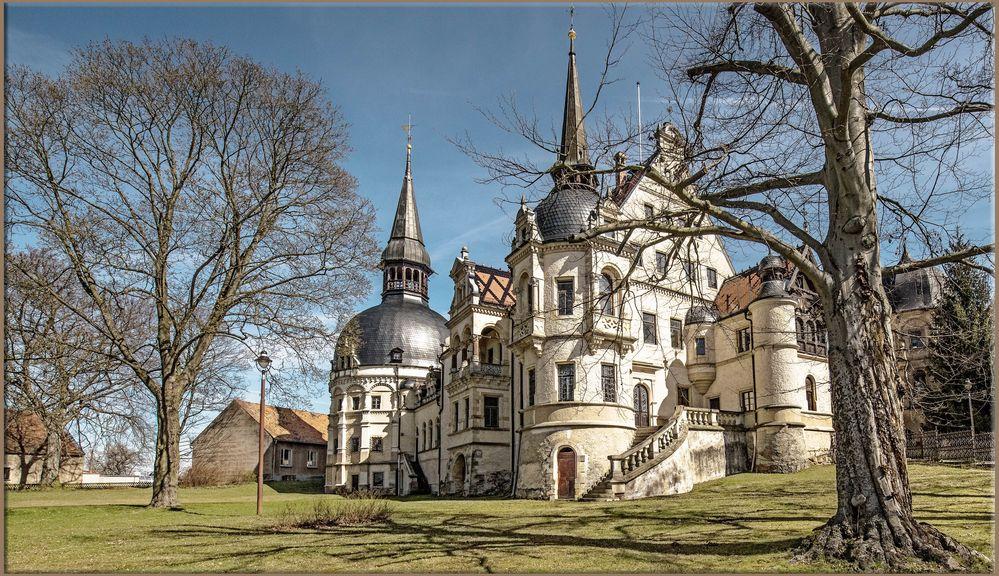 Schloss Schönfeld bei Radeburg