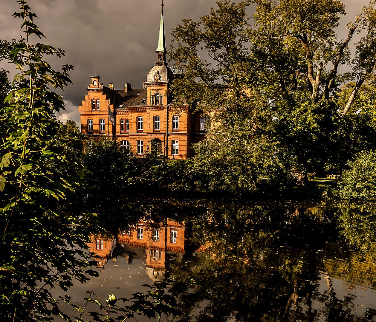 Schloss Schönhagen an der Ostsee