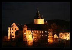 Schloß Schwarzenberg.