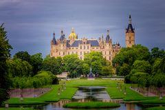 Schloss Schwerin... #06 - Blick vom Schlosspark