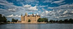 Schloss Schwerin... #10 - Blick vom See