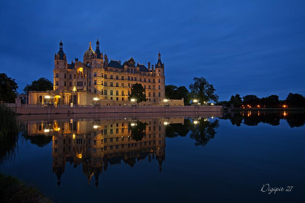 Schloß Schwerin 2