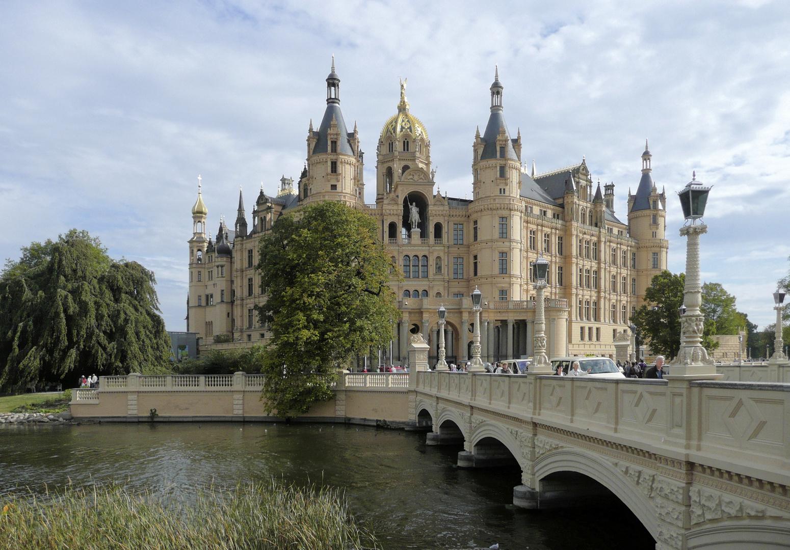 Schloss Schwerin 2