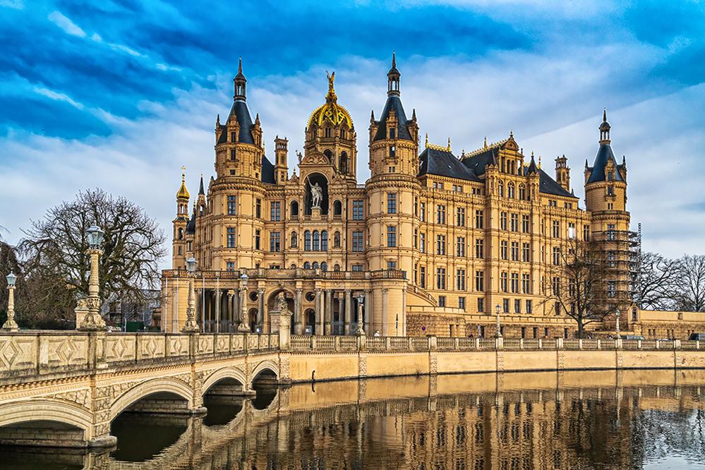 Schweriner Schloss Bilder