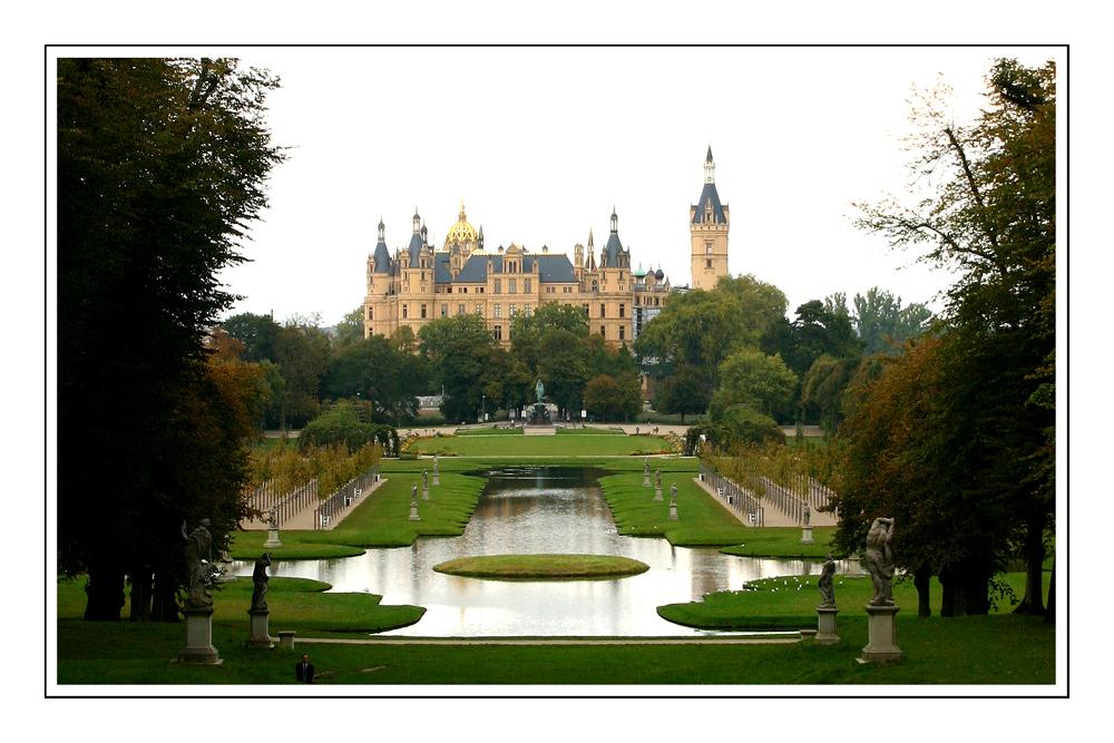 Schloss Schwerin...