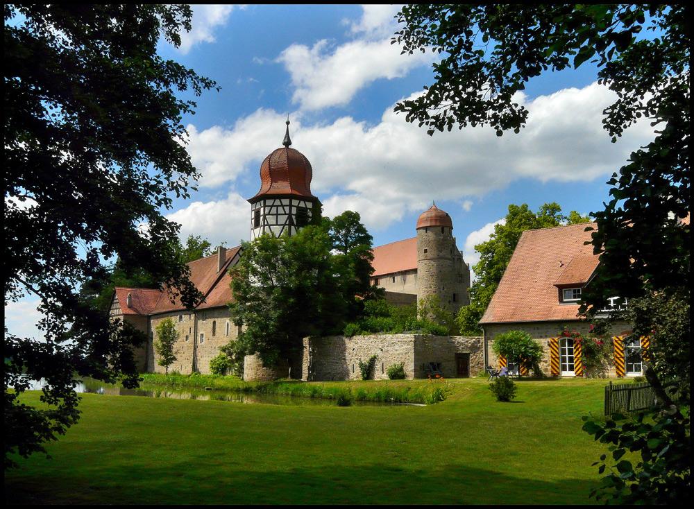 Schloss Sommersdorf 2
