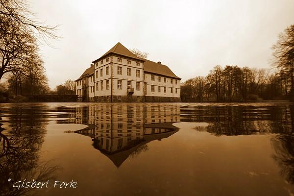 Schloss Strünkede am 2. Weihnachtstag