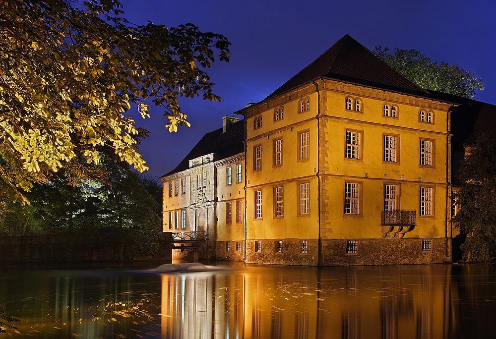 Schloss Strünkede in Herne II