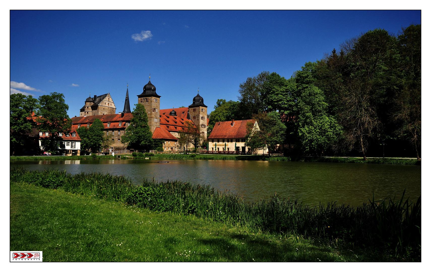 Schloss Thurnau am See