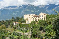 Schloss Trautmannsdorf in Meran/Südtirol